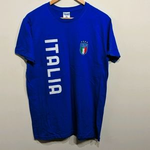 Giemme Torino |Italia Men's Football Team t-shirt